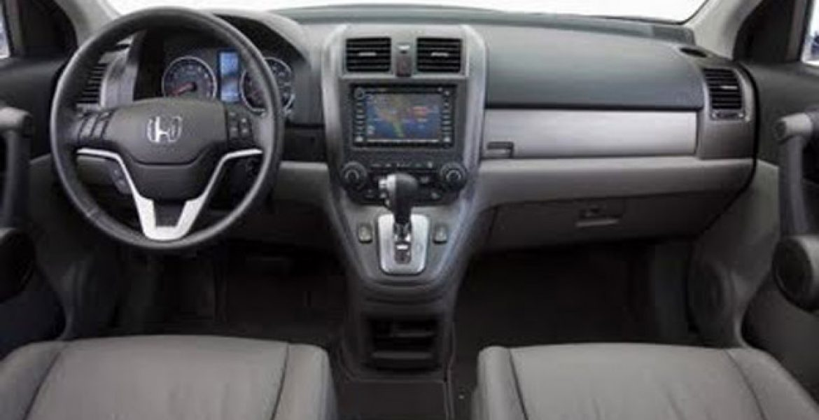 Honda CR V 2012 Price In Pakistan U2013 See Specs And Pictures