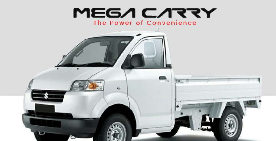 Newly Launched Suzuki Mega Carry Xtra 2018 Price In Pakistan