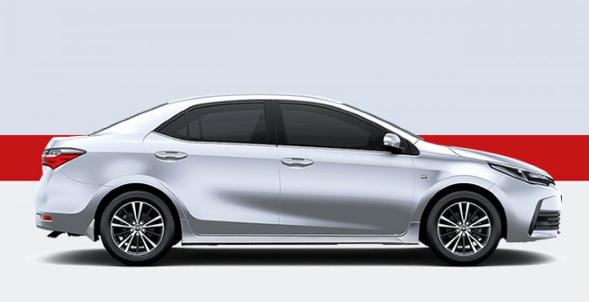 Toyota Corolla Grande 2018 Review Pictures And Prices In Pakistan