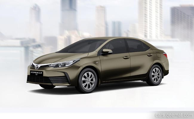 Toyota Xli 2018 >> New Model Toyota Corolla XLi 2018 - See Price, Images and Specs