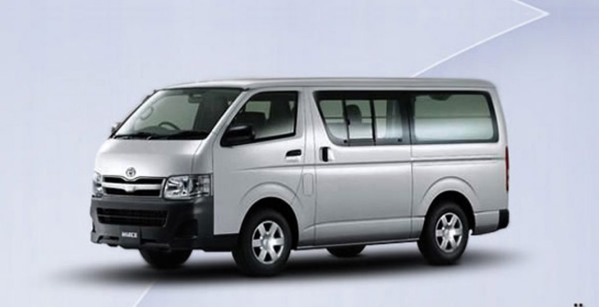 Toyota Hiace Commuter 2012 - All Models Prices in Pakistan