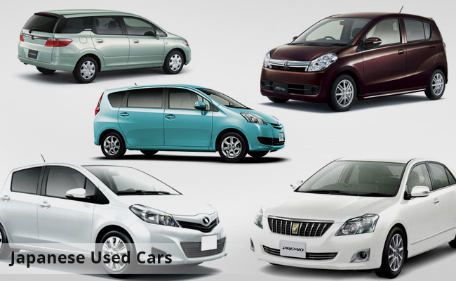 Japanese Used Cars In Pakistan For Sale - See Price