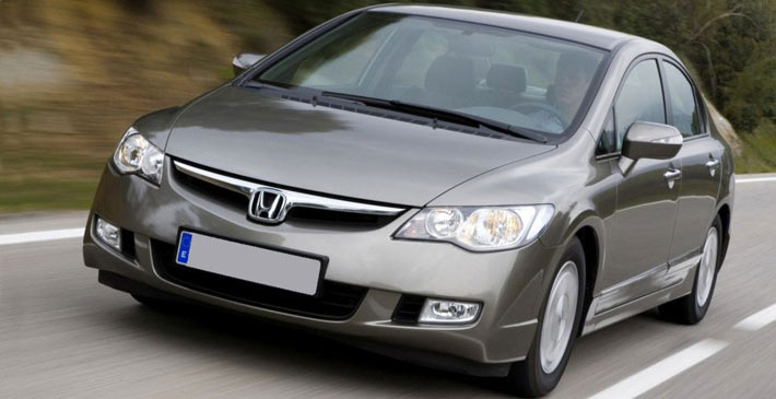 Honda Civic Hybrid Picture