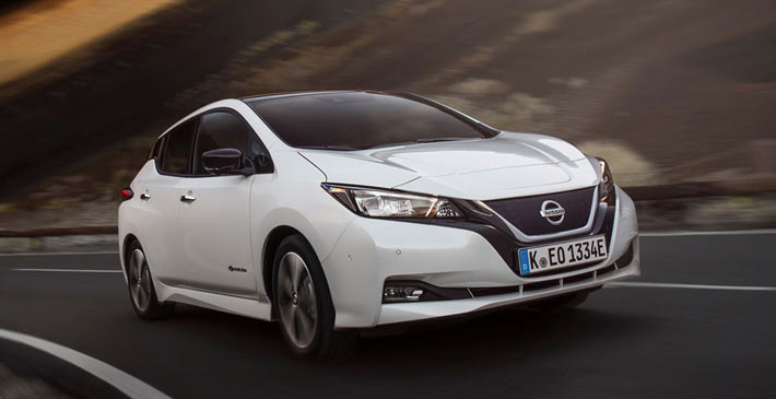 Nissan Leaf Picture