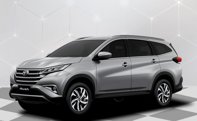 New 7 Seater Toyota Rush in Pakistan - See Pictures, Price ...