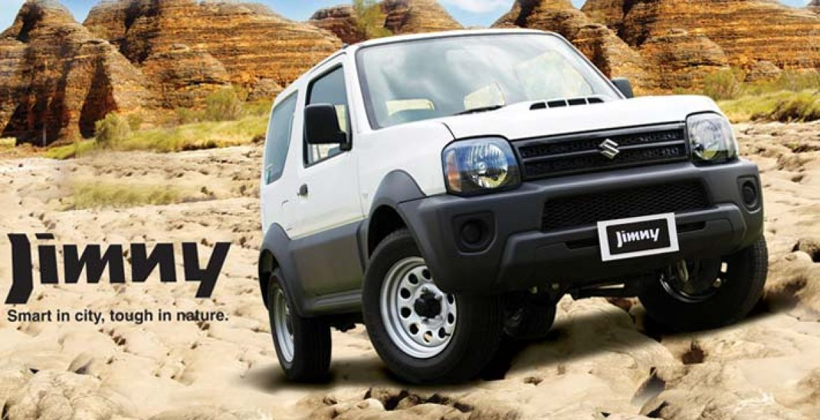 Suzuki Is Going To Launch New Jimny 2019 In Pakistan Read Full Detail